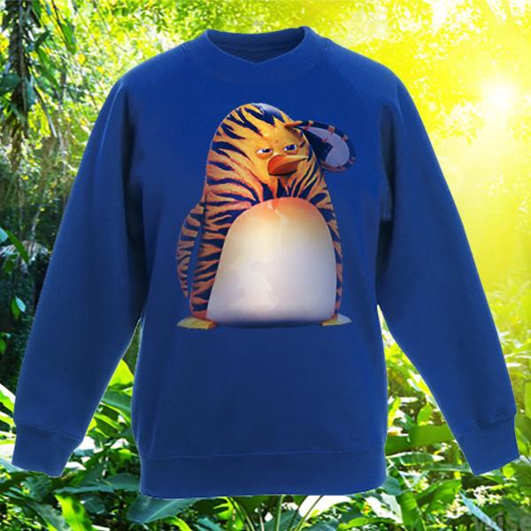 bluza kumple z dżungli