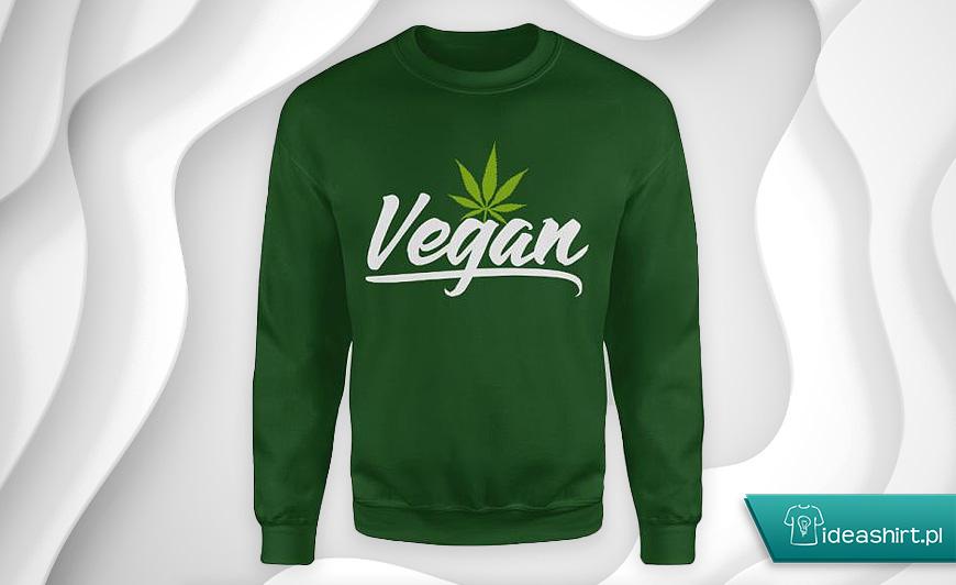 BLuza vegan marijuana