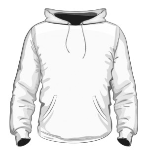 Bluza z kapturem premium