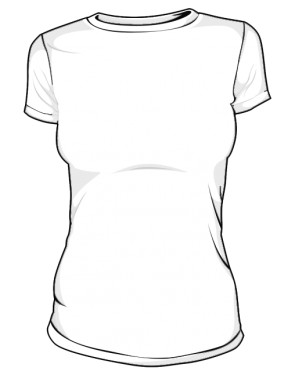 Koszulka classic damska