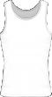 Koszulka męska bez rękawków fullprint