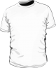 Koszulka t-shirt basic biała męska