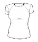 Koszulka t-shirt basic damska fullprint