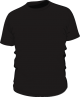 Koszulka t-shirt basic kolor męska sitodruk