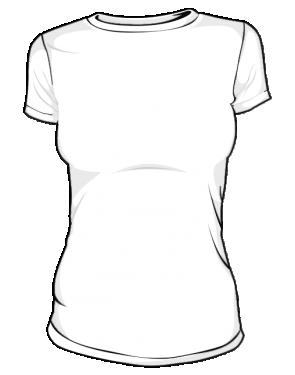 Koszulka t-shirt classic damska