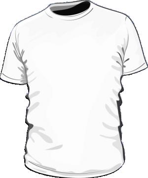 Koszulka t-shirt economy męska biała