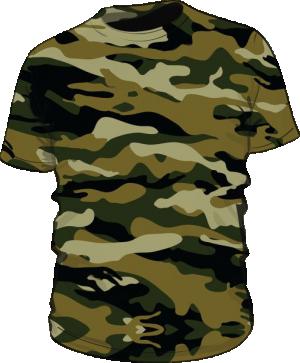 Koszulka t-shirt moro męska sitodruk
