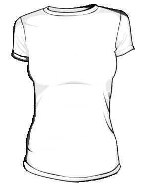 Koszulka t-shirt premium damska