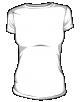 Koszulka t-shirt slim damska