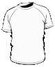 Koszulka t-shirt sportowa męska fullprint