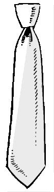 Krawat fullprint