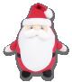Maskotka Mikołaj