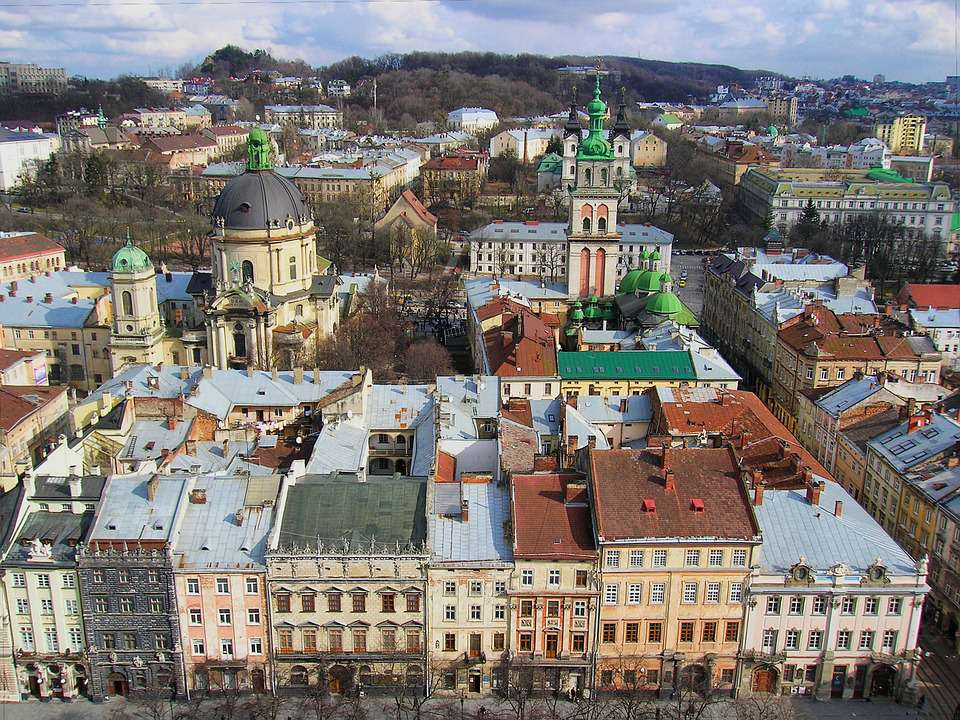 Tylko we Lwowie