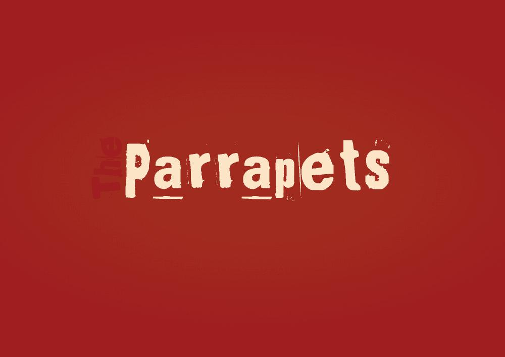 Koszulki zespołu THE PARRAPETS