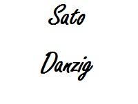 Sato Danzig