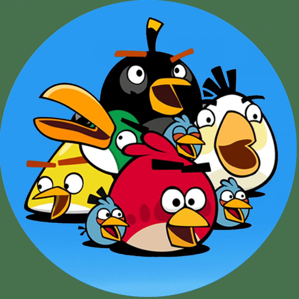 Koszulki Angry Birds