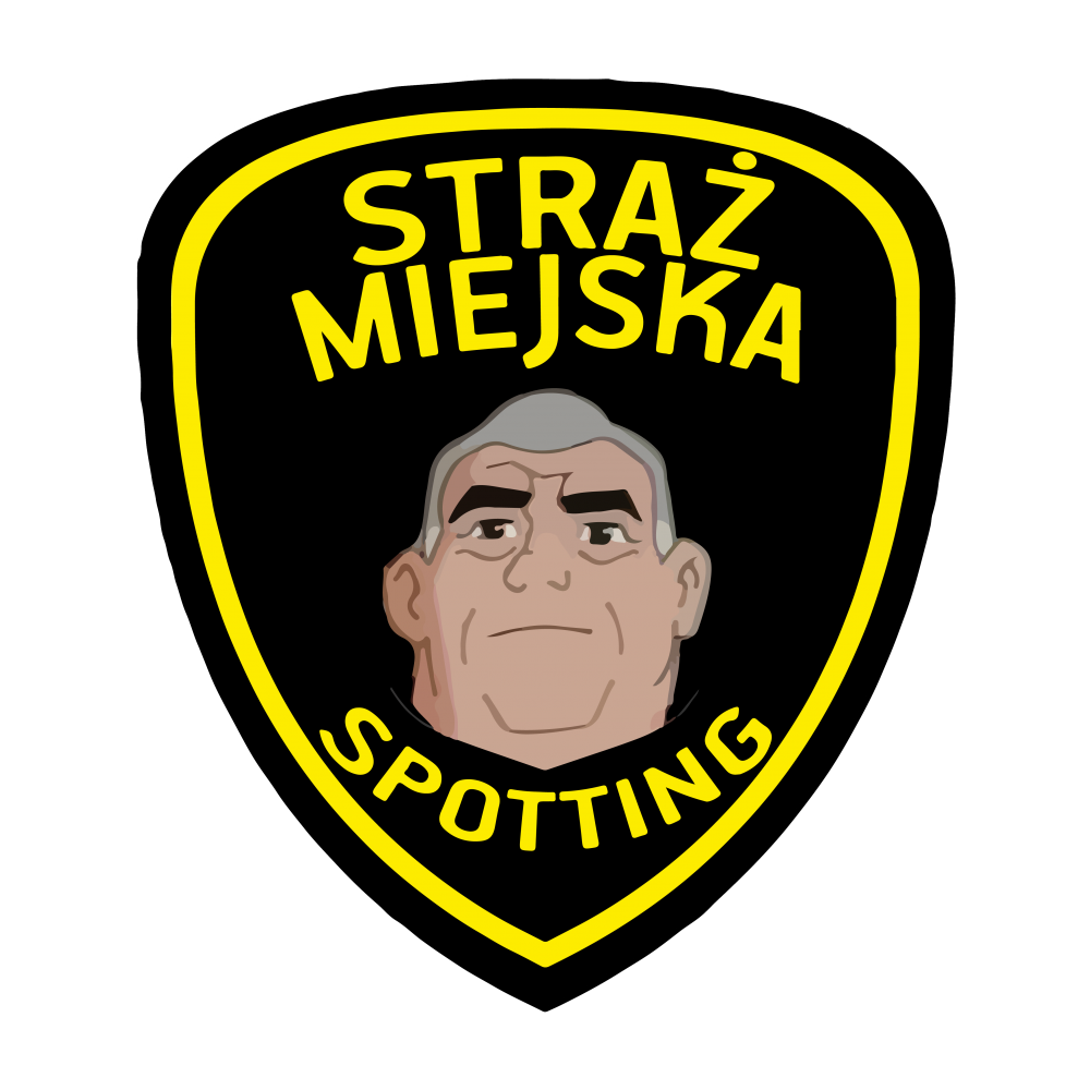 Straż Miejska Spotting Merch