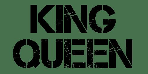 Bluzy, Koszulki King Queen Dla Par