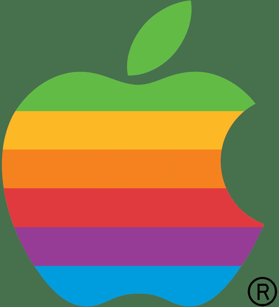 Koszulki z nadrukiem Apple